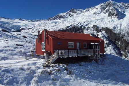 French Ridge Hut