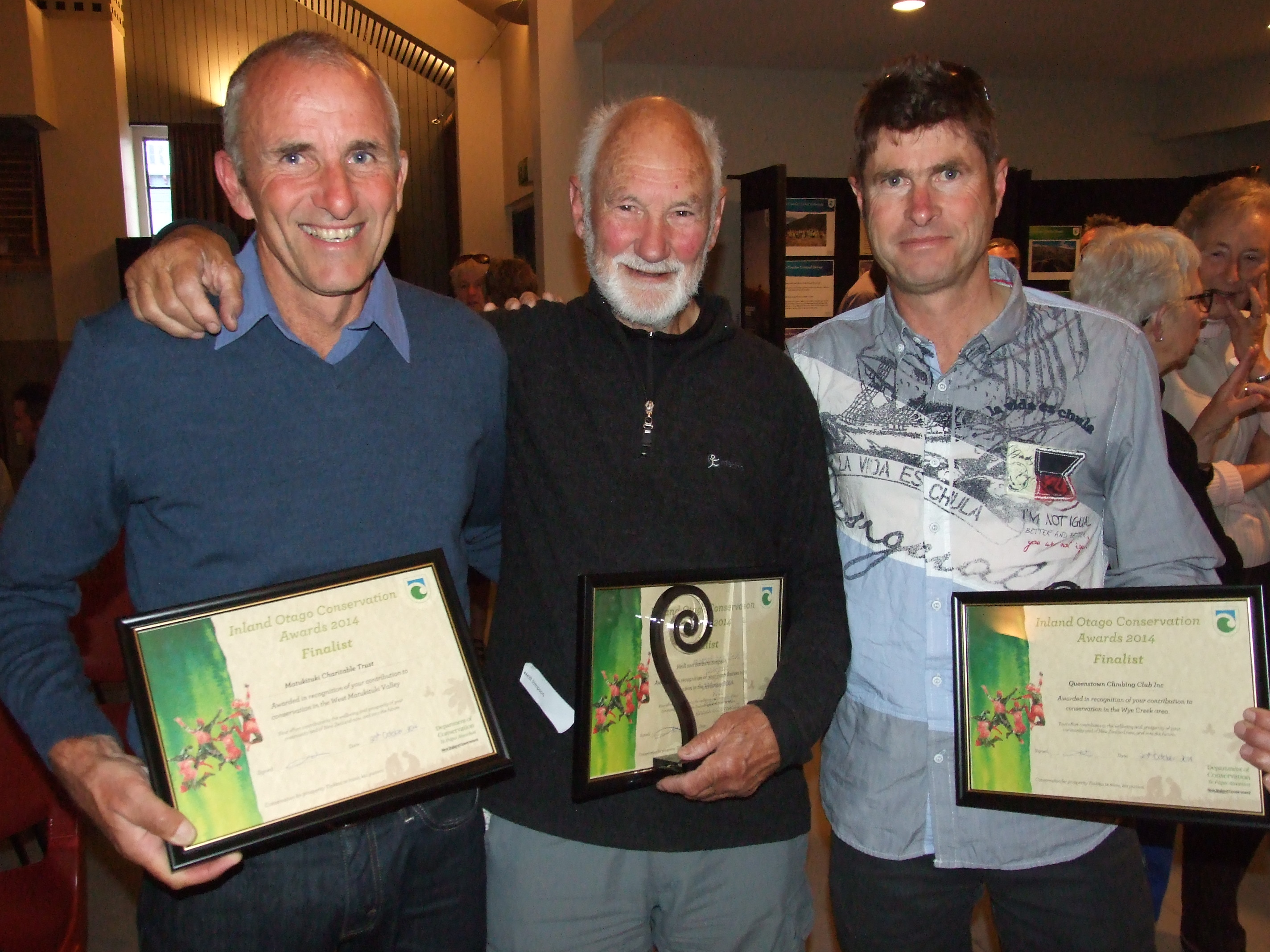Inland Otago Conservation Awards
